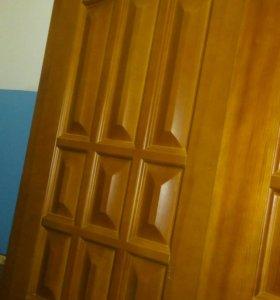Двери межкомнатные .