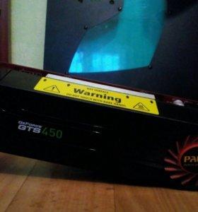 Видеокарта Gts450