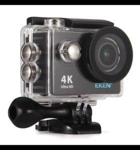 Экшн видеокамера ultra hd 1080 p/60fps