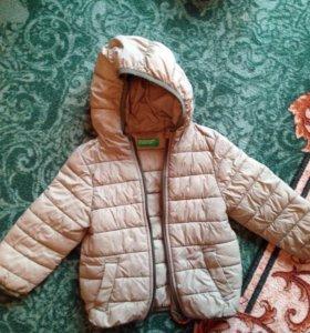 Куртка для мальчика/девочки