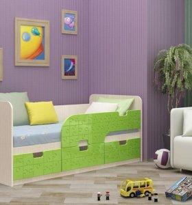 Кровать детская Пазл