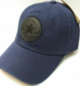 Бейсболка Converse (синяя)