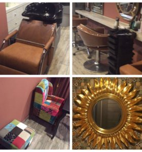Мебель, оборудование из салона Luxe класса