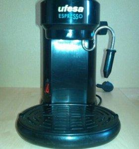 Кофеварка ufessa espresso