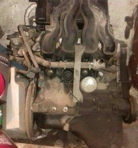 Двигатель на мазду демио 1.5