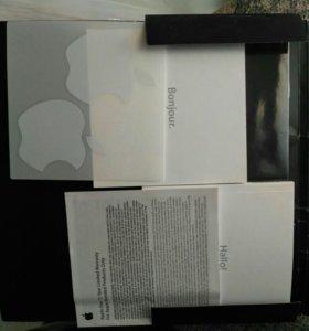 Документы на mac book pro 15