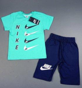 Новые костюмчики Nike