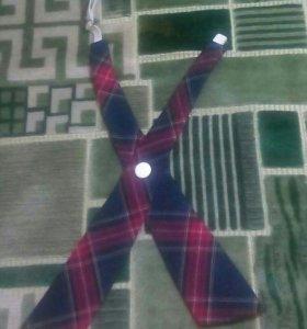 Школьный сарафан и галстук (для девочки)