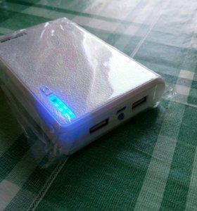 Внешний USB аккумулятор