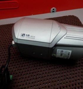 Уличная камера IR ip66