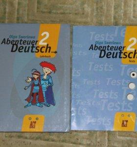 Учебник немецкого яз. 6 класс