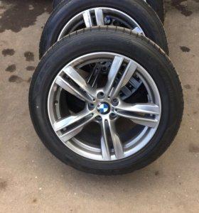 Колеса r19 f15, f16 BMW X5, x6