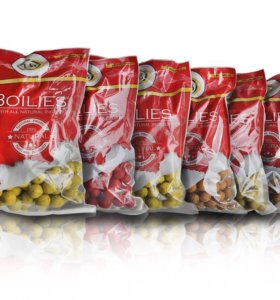 Carp Food boilies Ultrabaits  прикормочные