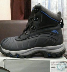 Зимние ботинки 39 размер