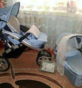 Детская коляска трансформер geoby