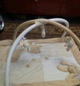Развиваюший коврик