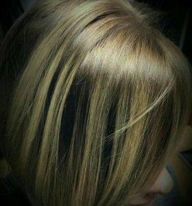 Услуги стилиста-парикмахера