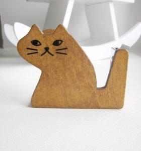 Котик держатель для скотча