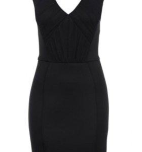 Новое маленькое черное платье 44-46 размер