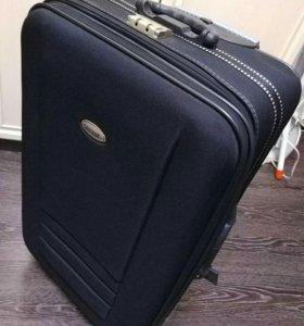 новый чемодан туристический Santana