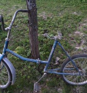 Велосипед нерабочий