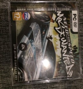 Игра NEED FOR SPEED MOST WANTED на PC