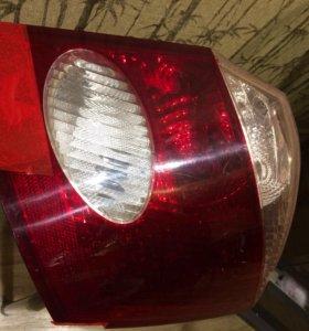 Фонарь задний правый х/б geely LCA4133200 lifan LC
