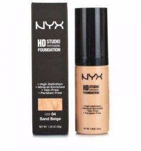 Тональный крем Nyx HD