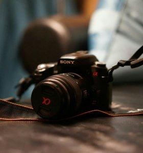Фотоаппарат Sony DSLR-A450