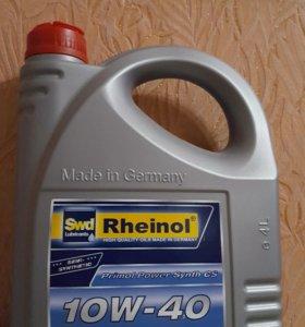 Масло SWD Rheinol 10w40 4литра