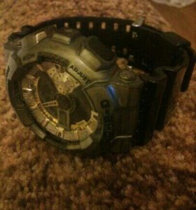 Часы Casio G-SHOCK PROTECTION