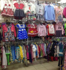 Готовый бизнес детские товары
