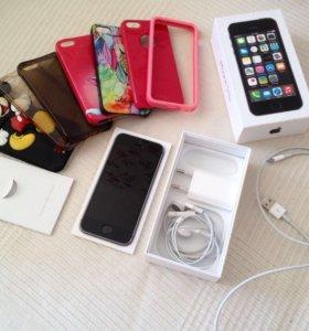 iPhone 5s чехлы в подарок