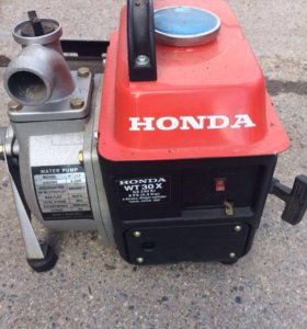 Мотопомпа HONDA WT30X бензиновый новый