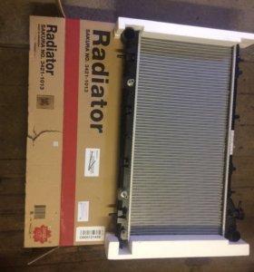 Радиатор на impreza gf8