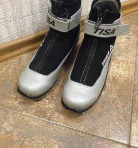 Ботинки для лыж женские