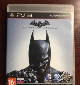 Batman летопись Аркхема