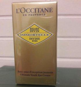 Крем для глаз L'occitane Локситан