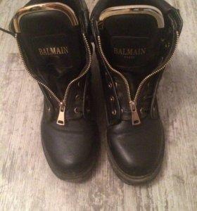 Ботинки Balmain 👞🔥🔥🔥