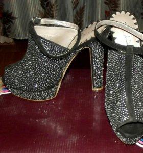 Туфли 39 размер