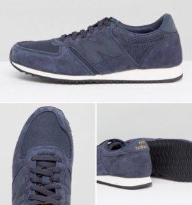 Темно-синие кроссовки New Balance 70s Running 420