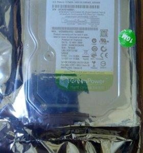 Жёсткий диск 500 Гб (новый)