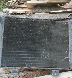 Радиатор ваз 2107 с электровентилятором