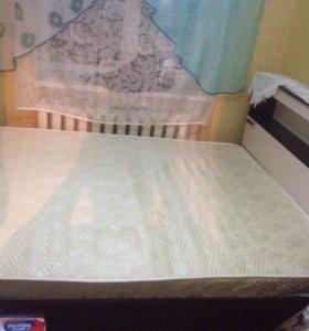 Кровать+матрац
