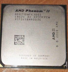 AMD Phenom II X3 710 (HDX710WFK3DGI) Socket AM3