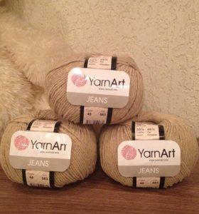 Пряжа Yarn Art Jeans