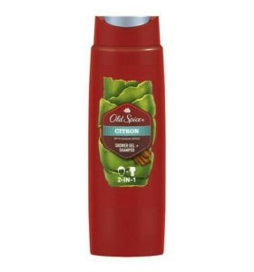 Old Spice Гель для душа+шампунь 2в1 Citron 250 ml