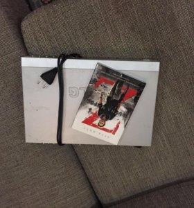 DVD, лицензионный диск в подарок