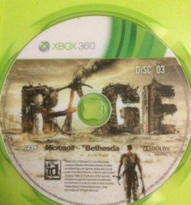 Игра на Xbox 360 RAGE