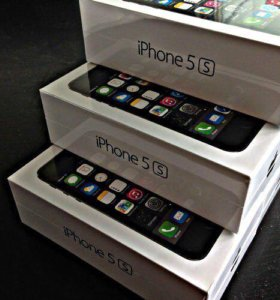 iPhone 5s все цвета